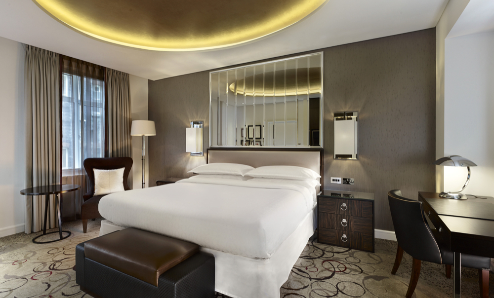 Sheraton grand park lane odonnell furniture makers for Park suite appart hotel