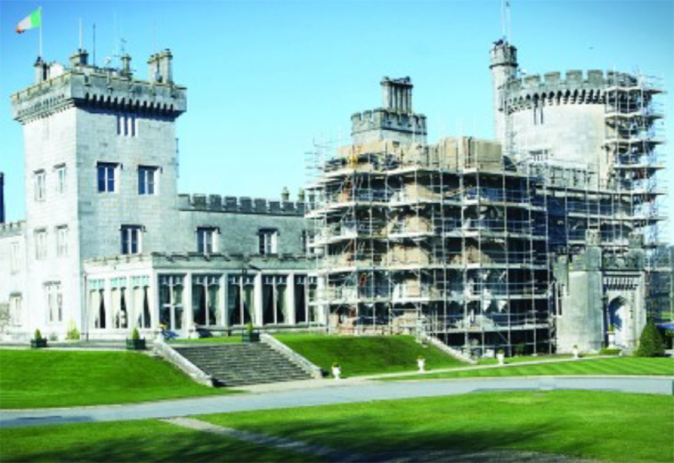 O'Donnells part of Dromoland Castles €20m Refurb