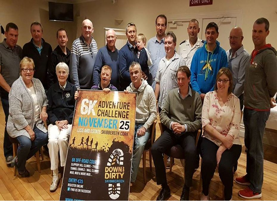 O'Donnells Proud to Sponsor  Skibbereen's Down and Dirty 6K Adventure Challenge for another year.